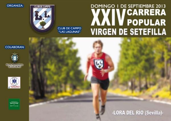 Tenorio Grupo Empresarial colabora en la XXIV Carrera Popular Virgen de Setefilla