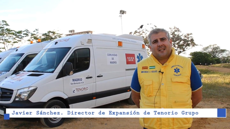 Expansion Nacional de Grupo Tenorio