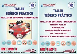 talleres-reciclaje-urgencias-emergencias