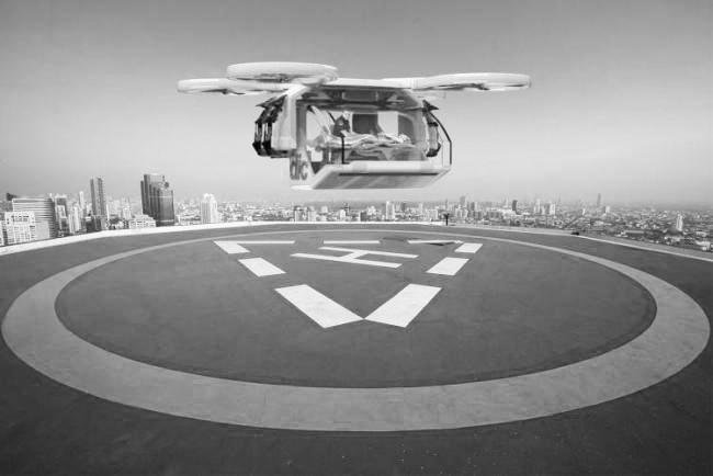 Las ambulancias del futuro