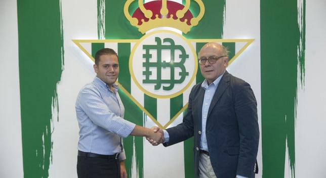 Ambulancias Tenorio y el Real Betis renuevan su acuerdo de colaboración