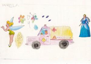 Daniela Villegas, 4 años.
